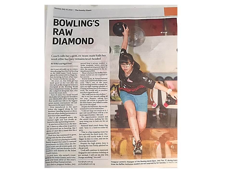 bowling world champion